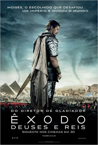 Êxodo: Deuses e Reis : Poster