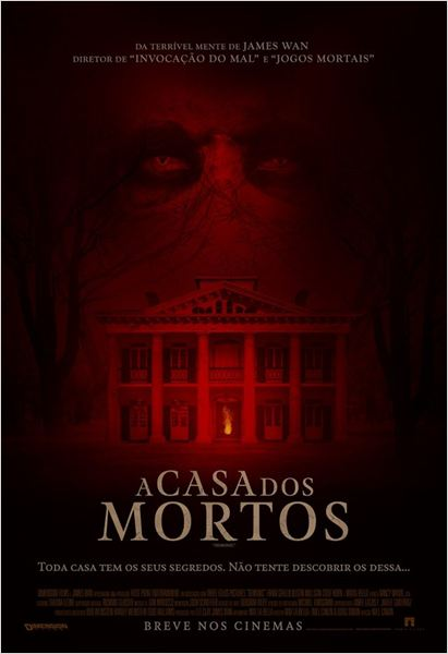 A Casa dos Mortos : Poster