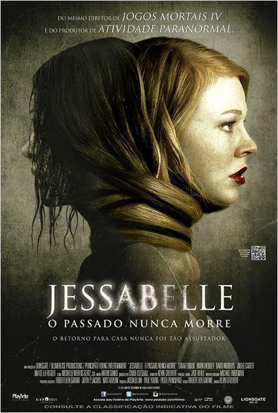 Jessabelle - O Passado Nunca Morre : Poster