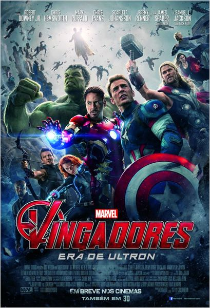 Baixar Filme Vingadores 2 Era de Ultron Torrent