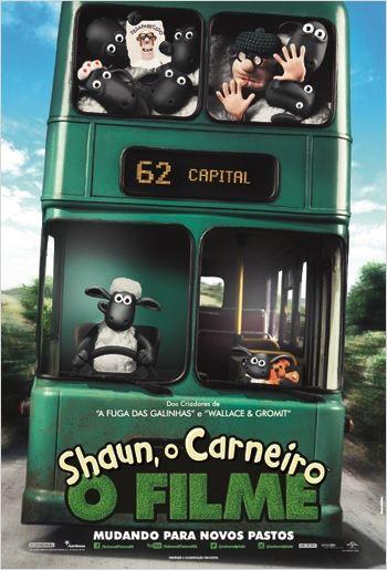 Shaun, o Carneiro : Poster
