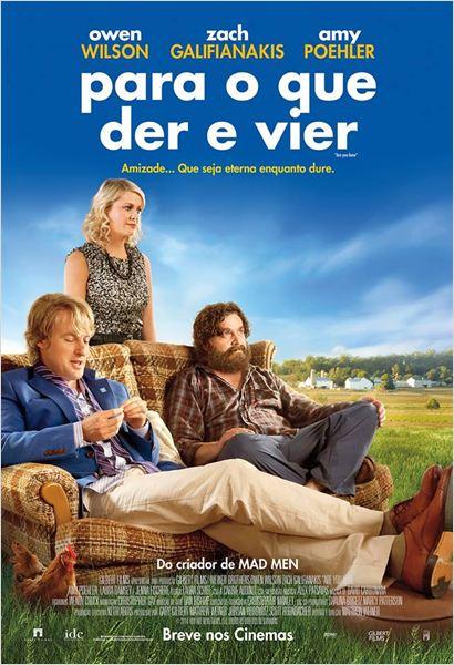 Para o que Der e Vier : Poster