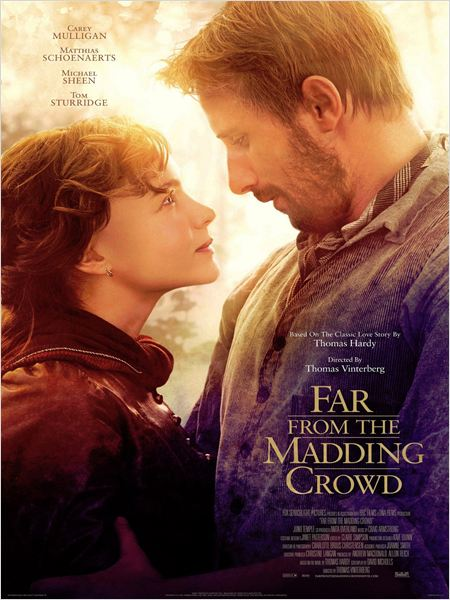 Far from the Madding Crowd : Poster