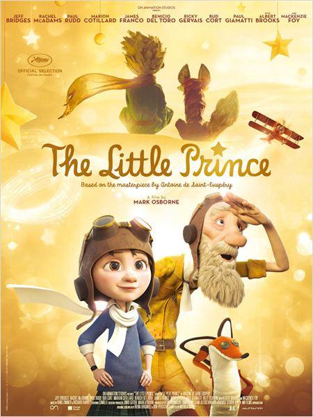 O Pequeno Príncipe : Poster