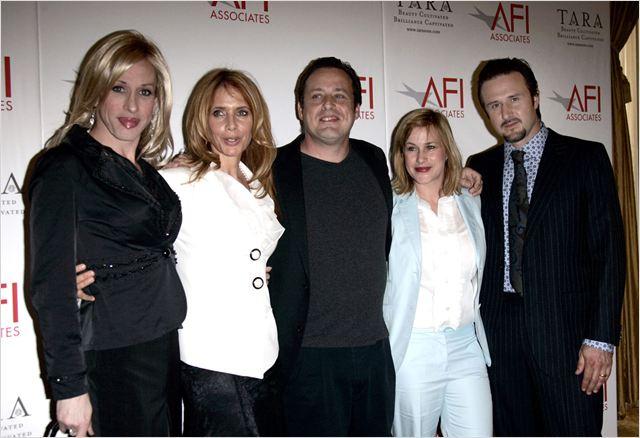 Vignette (magazine) Alexis Arquette, David Arquette, Patricia Arquette, Richmond Arquette, Rosanna Arquette