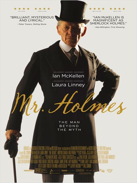Sr. Holmes : Poster
