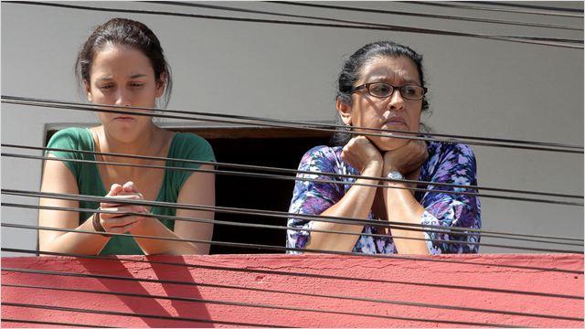 Que Horas Ela Volta? : Foto Camila Márdila, Regina Casé