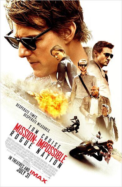 Missão Impossível - Nação Secreta : Poster