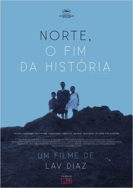 Norte, o Fim da História : Poster