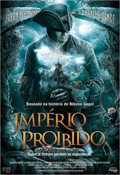 Império Proibido : Poster