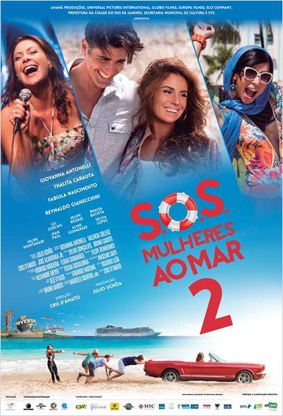 S.O.S. - Mulheres ao Mar 2 : Poster