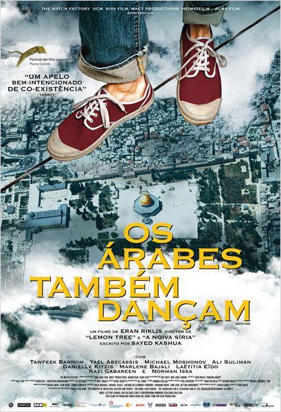 Os Árabes Também Dançam : Poster