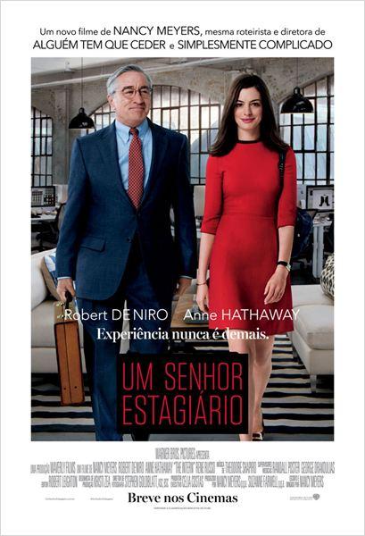 Um Senhor Estagiário : Poster
