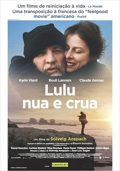 Lulu, Nua e Crua : Poster