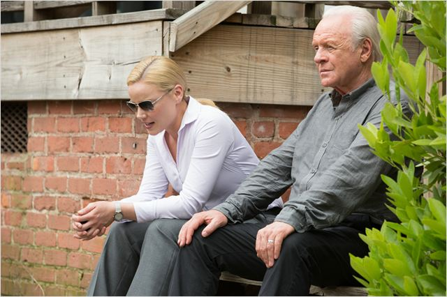 Presságios de um Crime : Foto Abbie Cornish, Anthony Hopkins
