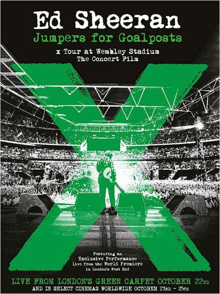 Ed Sheeran - Jumpers for Goalposts : Poster