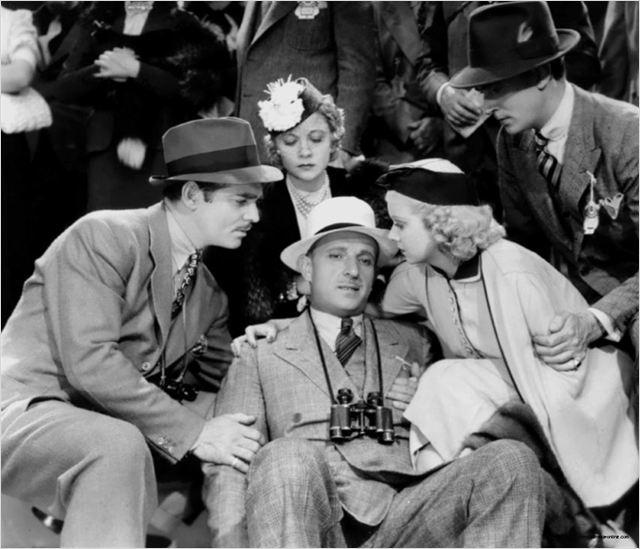 Saratoga : Foto Clark Gable, Jean Harlow