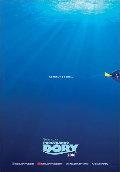 Procurando Dory : Poster