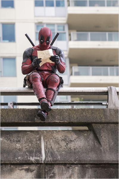 Deadpool : Foto Ryan Reynolds
