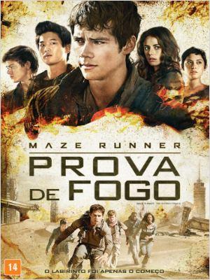 Maze Runner - Prova de Fogo : Poster