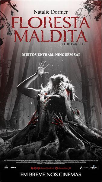 Floresta Maldita : Poster
