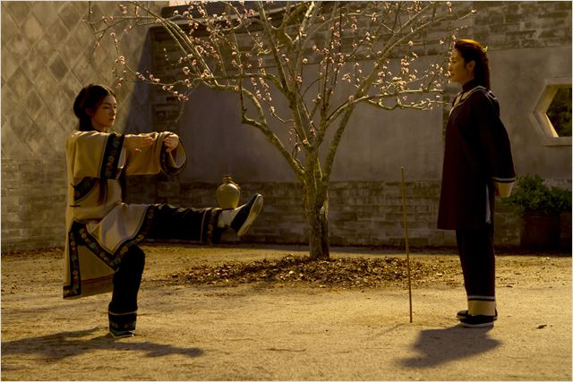 Crouching Tiger, Hidden Dragon: Sword Of Destiny : Foto Michelle Yeoh, Natasha Liu Bordizzo