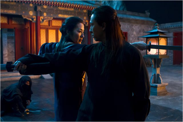 Crouching Tiger, Hidden Dragon: Sword Of Destiny : Foto Donnie Yen, Michelle Yeoh