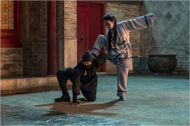 Crouching Tiger, Hidden Dragon: Sword Of Destiny : Foto Harry Shum Jr., Michelle Yeoh