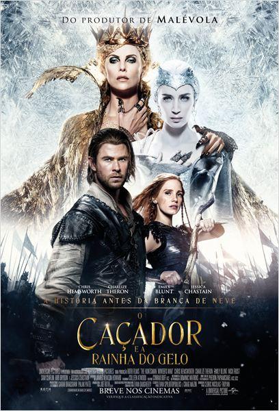 O Caçador e a Rainha do Gelo : Poster