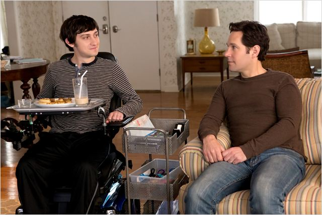 The Fundamentals Of Caring : Foto Craig Roberts, Paul Rudd