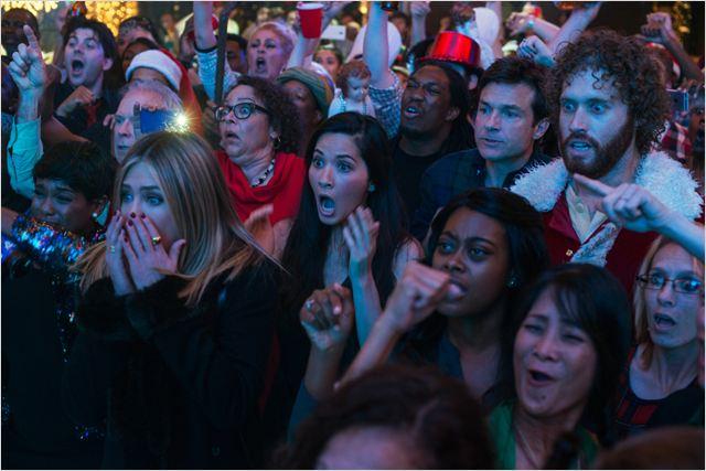 A Última Ressaca Do Ano : Foto Jason Bateman, Jennifer Aniston, Olivia Munn, T.J. Miller