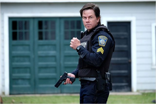 O Dia do Atentado : Foto Mark Wahlberg