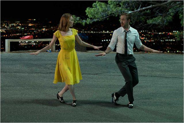 La La Land - Cantando Estações : Foto Emma Stone, Ryan Gosling