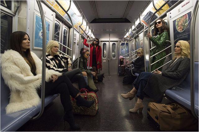 Ocean's Eight : Foto Anne Hathaway, Awkwafina, Cate Blanchett, Helena Bonham Carter, Mindy Kaling