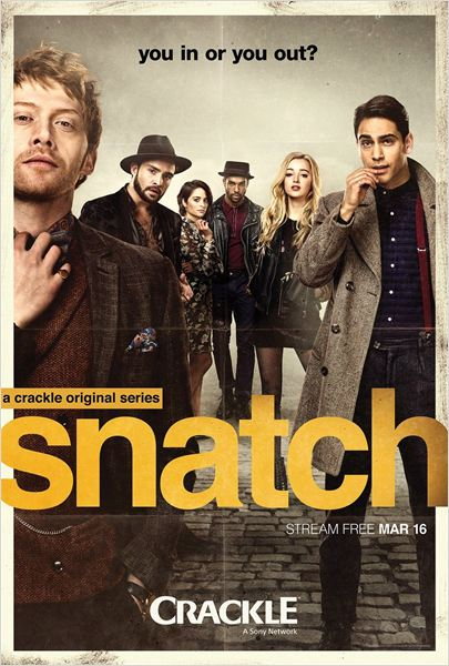 Snatch : Poster
