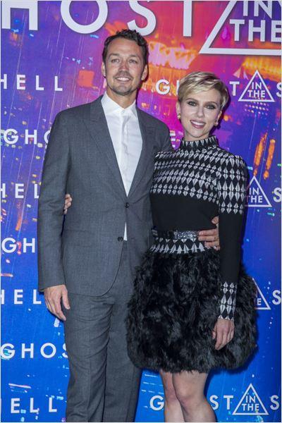A Vigilante do Amanhã: Ghost in the Shell : Vignette (magazine) Rupert Sanders, Scarlett Johansson