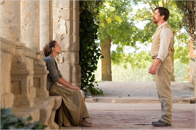 A Promessa : Foto Charlotte Le Bon, Christian Bale