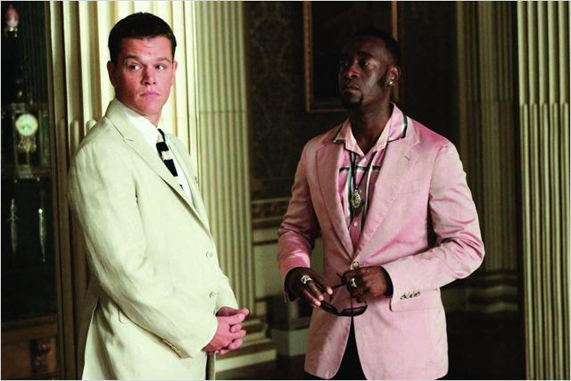 Doze Homens e Outro Segredo : Foto Don Cheadle, Matt Damon