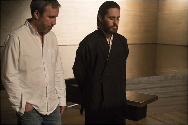 Blade Runner 2049 : Foto Denis Villeneuve, Jared Leto
