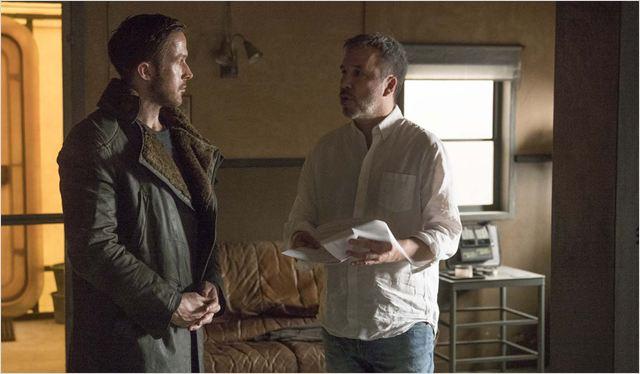 Blade Runner 2049 : Foto Denis Villeneuve, Ryan Gosling