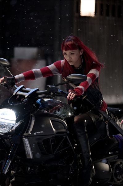 Wolverine: Imortal : Foto Rila Fukushima