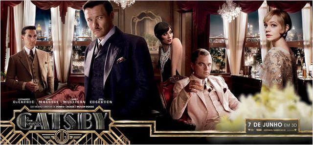 O Grande Gatsby : Poster