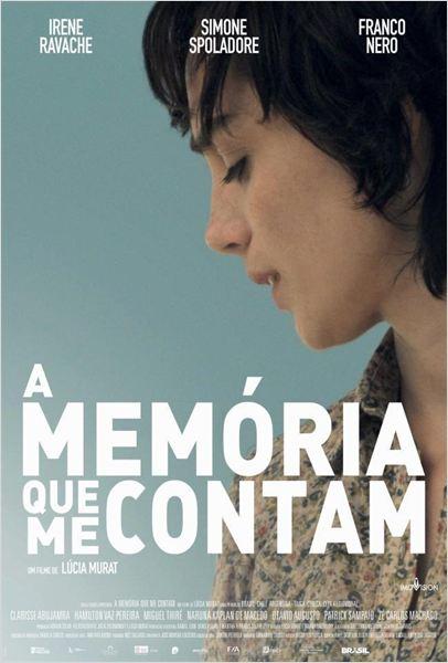 A Memória que Me Contam : Poster
