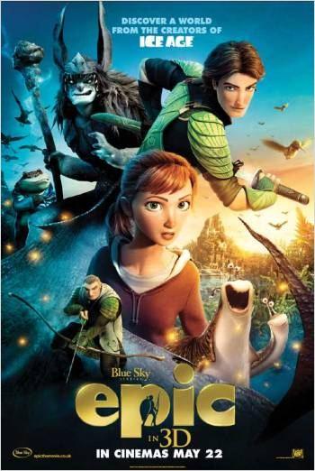 Reino Escondido : Poster