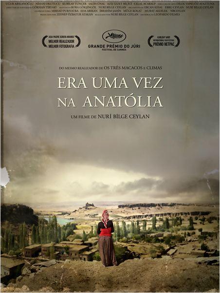 Era uma Vez na Anatólia : Poster