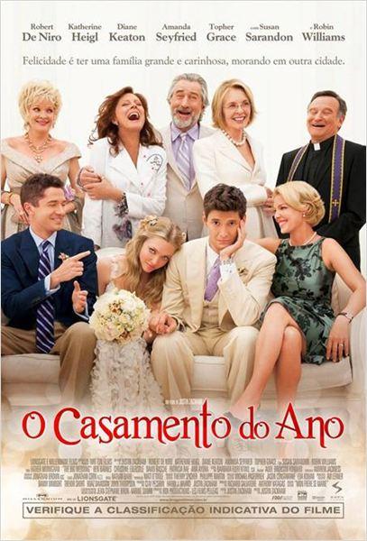 O Casamento do Ano : Poster