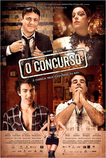 O Concurso : Poster