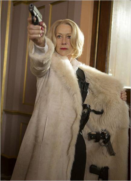 RED 2 - Aposentados e Ainda Mais Perigosos : Foto Helen Mirren
