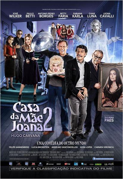 Casa da Mãe Joana 2 : Poster