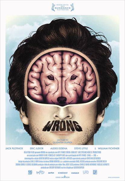 Wrong : Poster